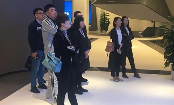 天津市招商引资促进会赴重庆成都展开招商活动
